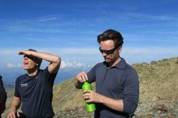 Komnir í Nid d'Aigle (2372m)